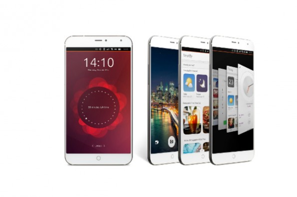 Meizu MX4 Ubuntu Edition (Bild: Canonical)