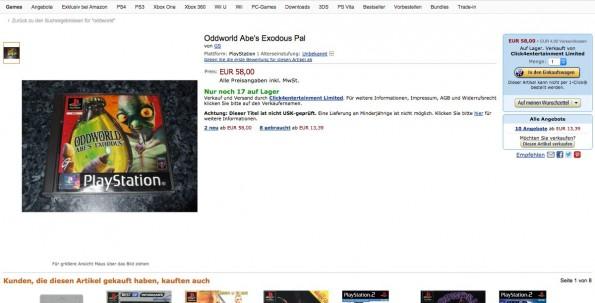 Amazon Marketplace: Auch andere Portale sollen sich an den von den Händlern erstellten Produktbildern bedienen. (Screenshot: Amazon.de)