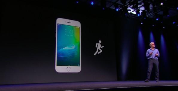 iOS 9 bringt viele neue Funktionen mit. Das Proactive-Feature soll beispielsweise immer zum Moment passende Informationen anzeigen. (Screenshot: Apple.com)