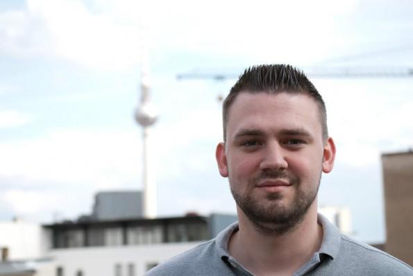 Der Games-vernarrte Daniel Marschner kümmert sich bei 6Wunderkinder um alles, was mit Ruby on Rails zu tun hat. (Foto: Daniel Marschner/Facebook)