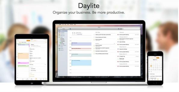CRM-Systeme: Daylite. (Screenshot: t3n)