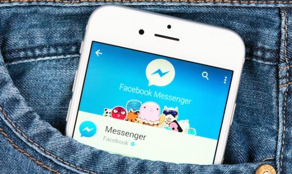 Facebook-Messenger: Mit diesen Tricks umgehst du den App-Zwang. (Grafik: Yeamake / Shutterstock.com)