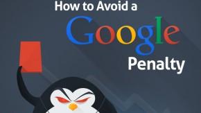 SEO: So vermeidet ihr Abstrafungen von Google [Infografik]
