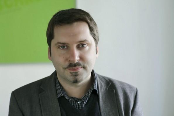 Storymaker-Geschäftsführer Björn Eichstädt gewährt uns einen Blick auf seinen Homescreen. (Foto: Storymaker)