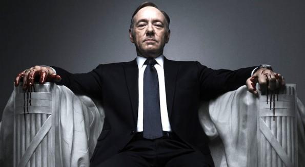 House of Cards und die Disruption des Fernsehens (Foto: Netflix)