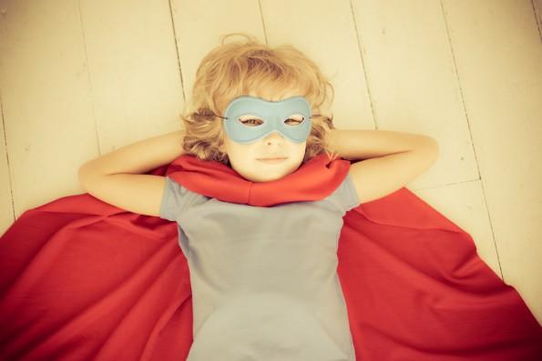 Ich, der Superheld: Narzissten im Berufsleben gibt es viele, aber nur wenige von ihnen sind weiblich. (Foto: Shutterstock)