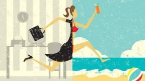Arbeiten trotz 30 Grad – 8 Tipps für mehr Sommer im Büro