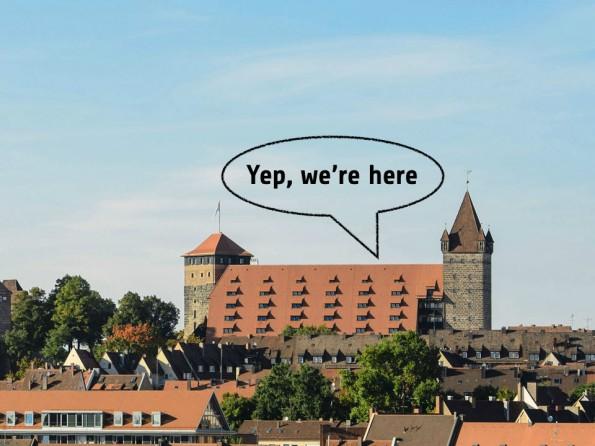 Zum zehnjährigen Jubiläum finden die TYPO3-Developer-Days 2015 in einer besonderen Location, der Kaiserstallung in Nürnberg, statt. (Foto: TYPO3-Developer-Days)