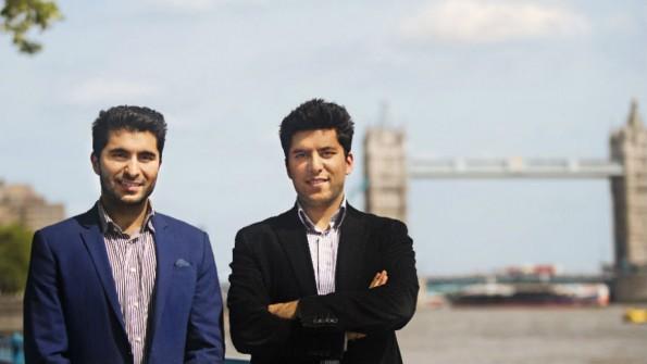 Die Gründer Jay und Meelan Radia motivieren Shopbesucher mit einem Mix aus verschiedenen Tools zum Kauf. (Bild: Yieldify)