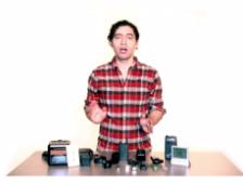Allen Walton in einem Erklärvideo auf seiner E-Commerce-Seite