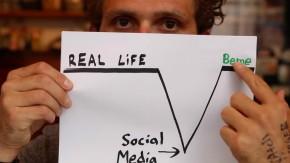 Snapchat-Konkurrent Beme: Bei diesem Social Network zeigst du dein wahres Ich