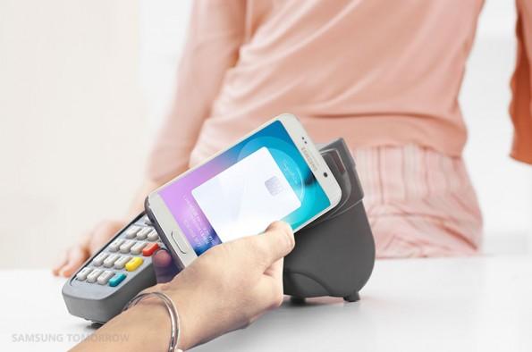 Samsung Pay. (Foto: Samsung)