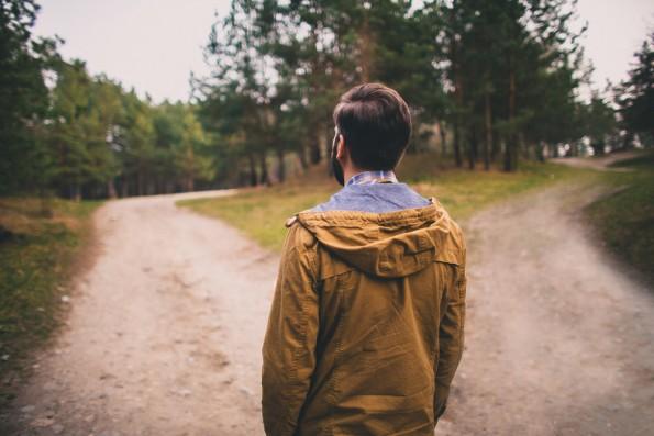 Gründer und CEOs müssen wissen, wo es lang gehen soll. Doch was ist, wenn die Selbstzweifel uns überwältigen? (Foto: Shutterstock)