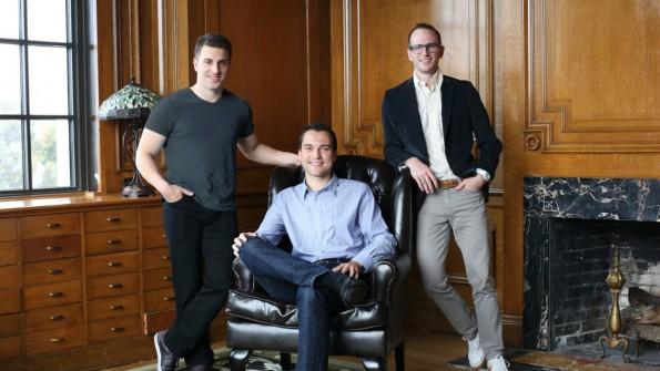 Das Gründerteam von Airbnb. (Foto: Airbnb)