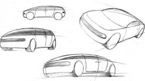Designkonzepte zum Apple Car: So schön könnte ein Auto aus Cupertino aussehen