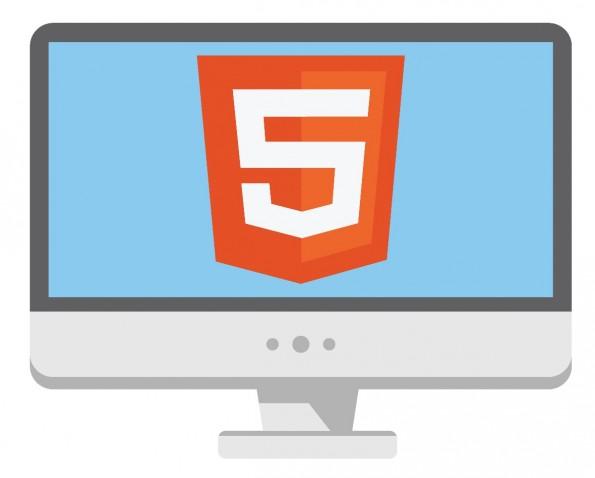HTML5 setzt sich zunehmend gegen Flash durch – jetzt auch bei Facebook-Videos. (Grafik: Shutterstock-gdainti)