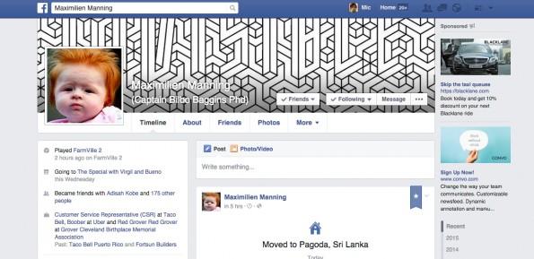 facebook-passwort oeffentlich