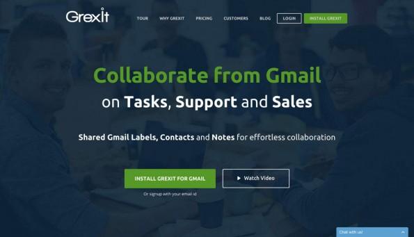 GrexIt: Diese Seite wollten die meisten Google-Nutzer in den letzten Wochen wohl eher nicht finden. (Screenshot: GrexIt.com)