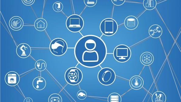 Das Internet der Dinge wird auch auf der CeBIT 2016 eine Rolle spielen. (Grafik: Shutterstock)