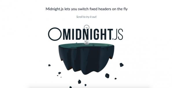 Midnight.js jQuery Plugin
