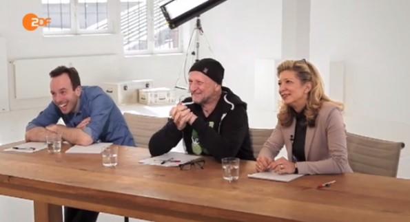 """Die Coaching-Show """"Kampf der Startups"""" im ZDF geht in eine neue Runde. (Screenshot: ZDF)"""