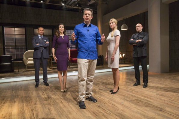 """""""Die Höhle der Löwen"""": An der dritten Staffel will Vural Öger nicht mehr teilnehmen. (Foto: Vox)"""