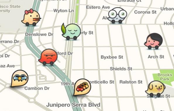 Pilotprojekt: Google will über eine neue App und Waze Fahrgemeinschaften anbieten. (Grafik: Waze)