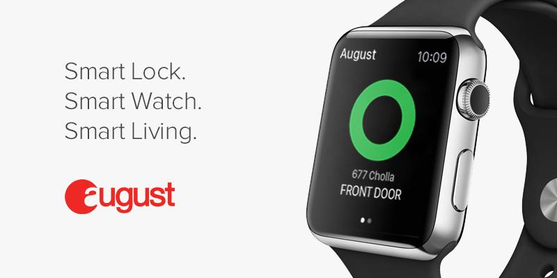 Bis die Apple Watch zum Türöffner wird, dauert es noch
