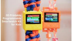 Aus dem Kinderzimmer zu Kickstarter: Dieser Achtjährige hat eine Arduino-Smartwatch entwickelt