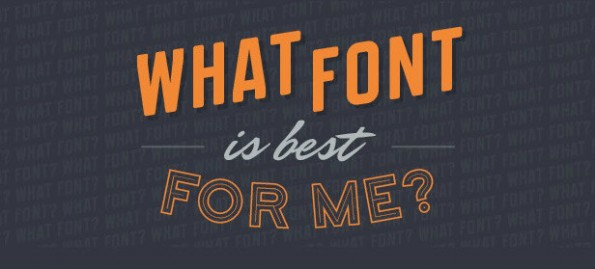 Font-Schriftart-Infografik-Vorschau