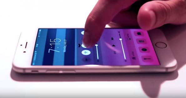 Force Touch am iPhone 6s gilt als sehr wahrscheinlich. (Bild: Maximilian Kiener/YouTube)