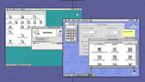 User-Interface: Apple hat immer wieder mit innovativem UI-Design gepunktet. (Screenshot: Punchkick Interactive)