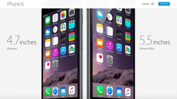 Jede Artikelseite hat Apple mit einem Kaufen-Button in der Navigation versehen. (Bild: Screenshot)
