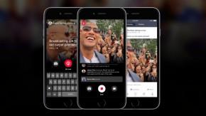 Facebook Live: Zuckerbergs Antwort auf Periscope und Meerkat ist da