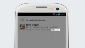 Kundensupport per Messenger: Facebook drängt Seitenbetreiber zu privater Kommunikation mit Kunden