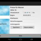 Laufende Kosten sollte der Nutzer nicht jedes mal neu eingeben müssen. (Screenshot: Verbraucherservice Bayern)