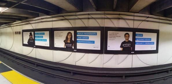 #ILookLikeAnEngineer: Mit dieser Recruiting-Kampagne fing es an. (Foto:  Isis Wenger / Medium)