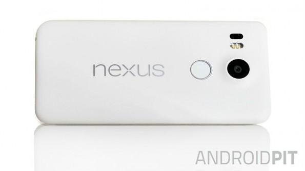 Dieses Bild soll das Nexus 5 in seinem finalen Design zeigen. (Foto: AndroidPit)