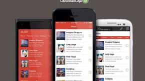 ChocolateChip-UI: HTML-Theme für iOS, Android und Windows Phone