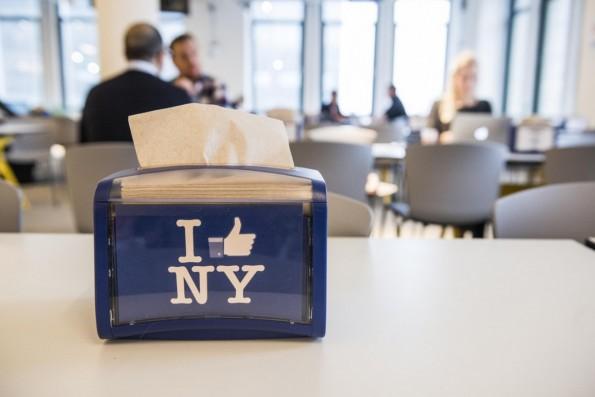 Ein Job bei Facebook ist für viele ein Traum. Die Fragen im Vorstellungsgespräch aber haben es in sich. (Screenshot: Facebook New York)