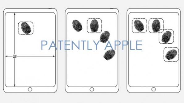 Touch ID im Display könnte Apple neue Möglichkeiten beim Design eröffnen.