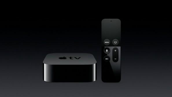 Apple TV könnte zu einem Amazon-Echo-Konkurrenten werden. (Bild: Apple)
