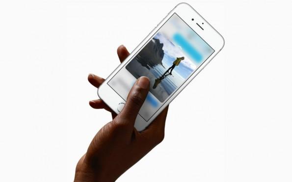 Foto am iPhone 6s. (Foto: Apple)