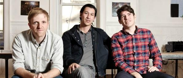Das Gründerteam von Kickstarter. (Foto: Kickstarter)