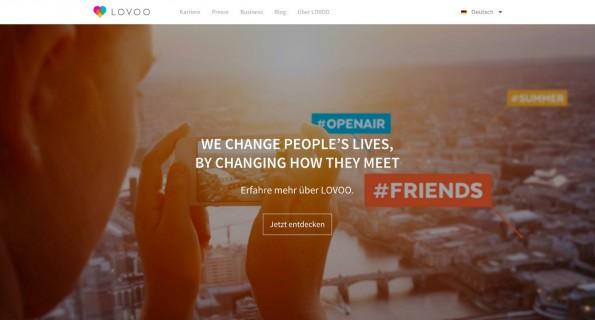 Mögliche Abzocke: Lovoo-Nutzer könnten durch Fake-Profile hinters Licht geführt worden sein. (Screenshot: lovoo.com)