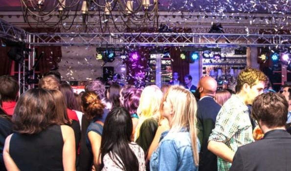 OS-Party auf der dmexco. (Screenshot: Online-Stammtisch Köln)