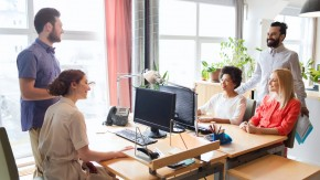 8 Ideen, die sich klassische Unternehmen bei Startups abgucken können