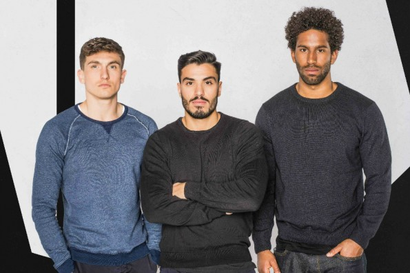 Mit Freeletics wollen die drei Münchner etablierte Marken wie Nike oder Under Armour angreifen. (Foto: Freeletics)