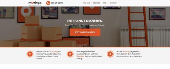 Startup-News: Nach Earlybird und Heilemann Ventures sind jetzt auch die Samwer-Brüder bei Movinga eingestiegen.