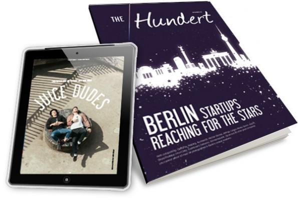 Die neue Ausgabe des Magazins The Hundert. (Bild: The Hundert)